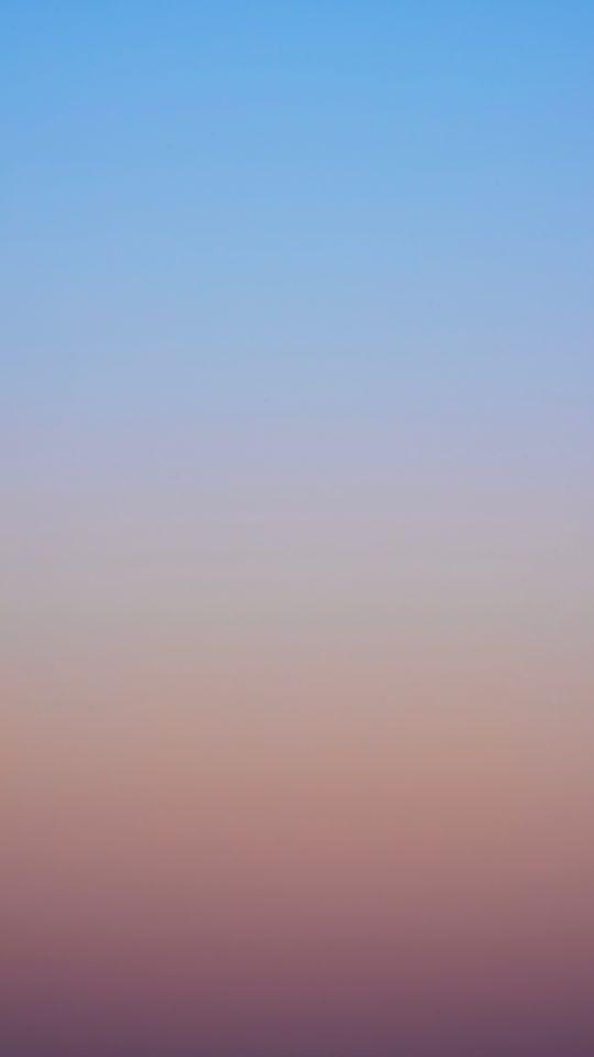 540x960 Wallpaper gradient, pastel, tender