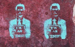 Preview wallpaper graffiti, motivation, art, wall