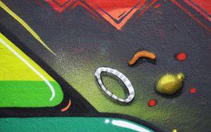 Preview wallpaper graffiti, paint, art