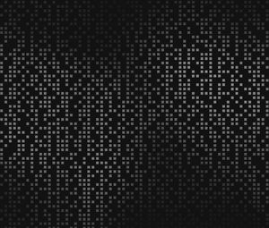 Preview wallpaper gray, black, texture, surface, point