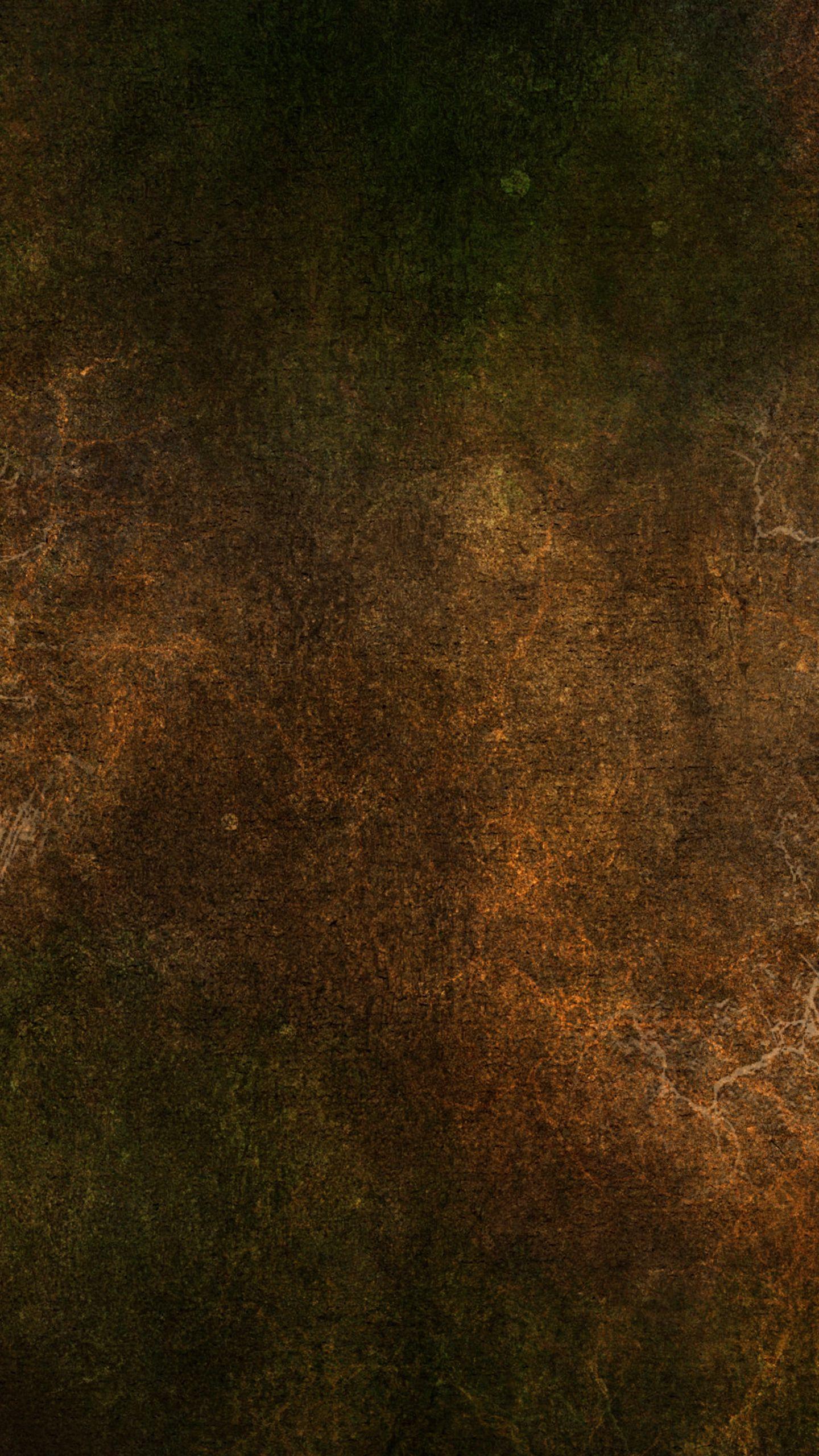 1440x2560 Wallpaper grunge, vintage, paper, stains
