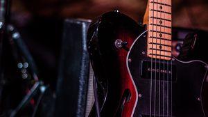 Preview wallpaper guitar, bass guitar, musical instrument