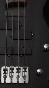 Preview wallpaper guitar, bass guitar, strings