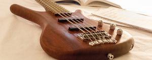 Preview wallpaper guitar, music, strings, musical instrument