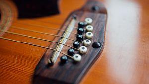 Preview wallpaper guitar, musical instrument, music, strings