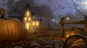 Halloween wallpapers hd, desktop backgrounds, images and pictures
