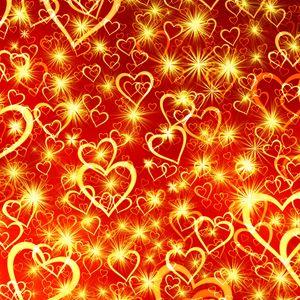 Preview wallpaper heart, art, shine