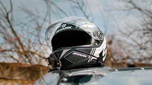 Preview wallpaper helmet, equipment, moto