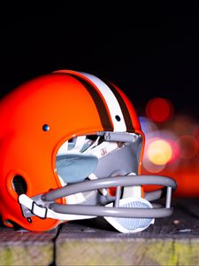 Preview wallpaper helmet, protection, rugby, sport