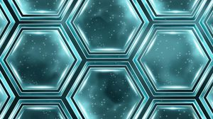 Preview wallpaper hexagon, shape, geometry, figure