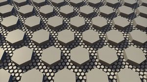 Preview wallpaper hexahedrons, blocks, nets, shapes