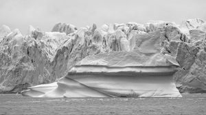 Preview wallpaper iceberg, ice, arctic, winter