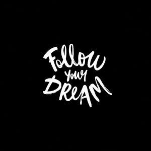 Preview wallpaper inscription, motivation, text, dream
