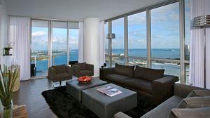 Preview wallpaper interior, furniture, views, modern