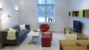 Preview wallpaper interior, room, minimalism, window, light, style