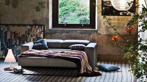 Preview wallpaper interior, sofa, blanket, rug, lamp, design