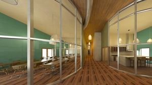 Preview wallpaper interior, style, design, home, public space, dining room, glass