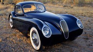Preview wallpaper jaguar, classic, retro, auto