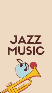 Preview wallpaper jazz, music, musical instrument
