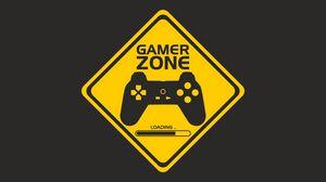 Preview wallpaper joystick, controller, gamer zone, player