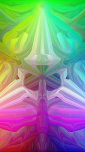 Preview wallpaper kaleidoscope, pattern, colorful, abstraction