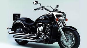 Preview wallpaper kawasaki vn2000, wheels, handlebars, chrome, motorcycle