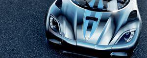 Preview wallpaper koenigsegg agera, koenigsegg, sports car, racing