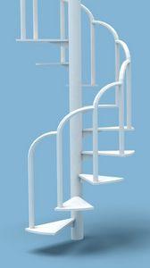 Preview wallpaper ladder, climbing, style, modern