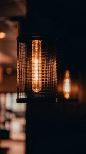 Preview wallpaper lamp, light, lighting, flare