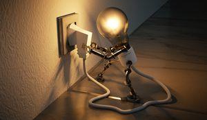Preview wallpaper lamp, outlet, idea, electricity