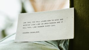 Preview wallpaper note, inscription, quote, inspiration