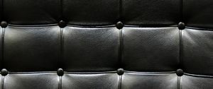 Preview wallpaper leather, black, spots