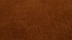 Preview wallpaper leather, brown, texture, surface