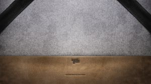 Preview wallpaper leather, fabric, seams, background, surface