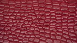 Preview wallpaper leather, texture, surface, relief