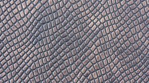 Preview wallpaper leather, texture, surface, shape