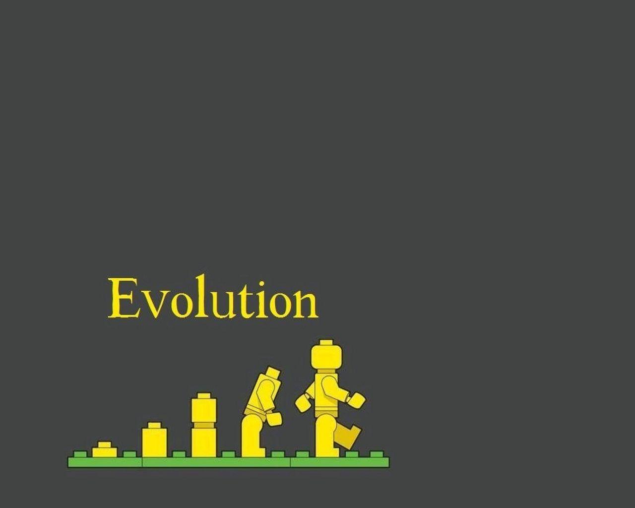 1280x1024 Wallpaper lego, evolution, development