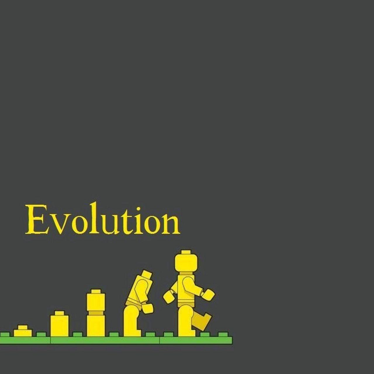 1280x1280 Wallpaper lego, evolution, development