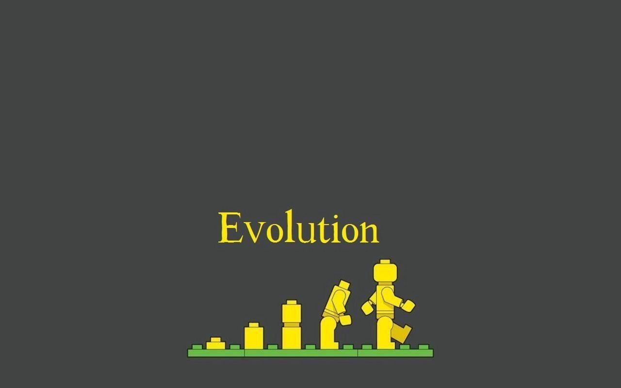 1280x800 Wallpaper lego, evolution, development