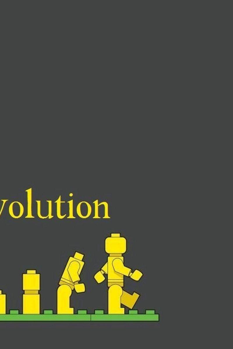 800x1200 Wallpaper lego, evolution, development