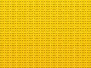 Preview wallpaper lego, points, circles, yellow