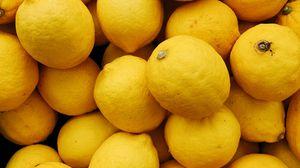 Preview wallpaper lemon, citrus, fruit, yellow