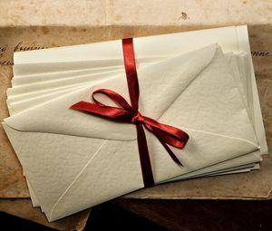 Preview wallpaper letters, envelopes, ribbon, ink, paper, old, vintage