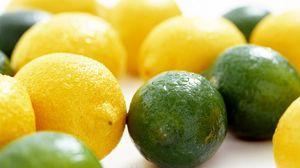 Preview wallpaper lime, lemon, citrus