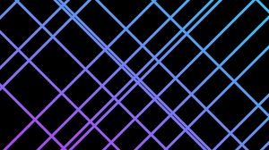 Preview wallpaper line, obliquely, glow, diagonal