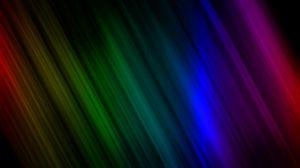 Preview wallpaper line, obliquely, multicolored