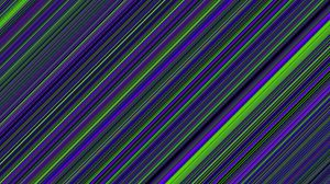 Preview wallpaper lines, obliquely, purple, green