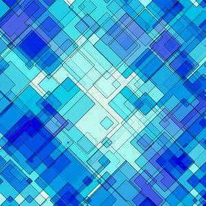 Preview wallpaper lines, shapes, stripes, blue