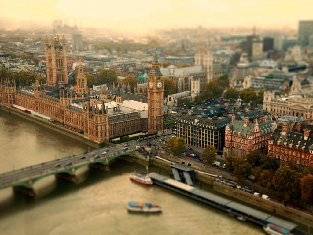 1024x768 Wallpaper london, uk, city, tower bridge