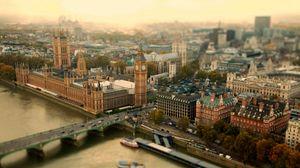Preview wallpaper london, uk, city, tower bridge